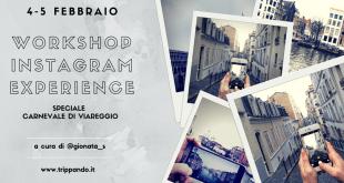 Foto del corso Instagram a Viareggio