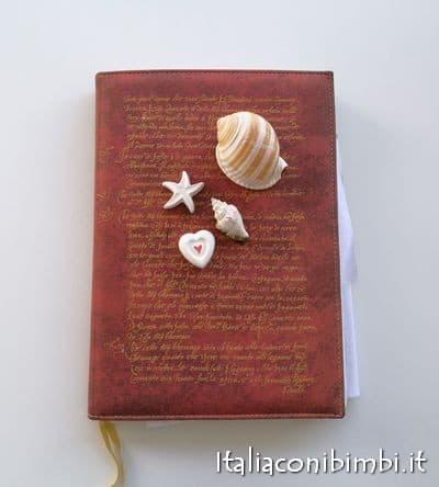 Libro degli ospiti della casa vacanze Villa Spina di San Benedetto del Tronto