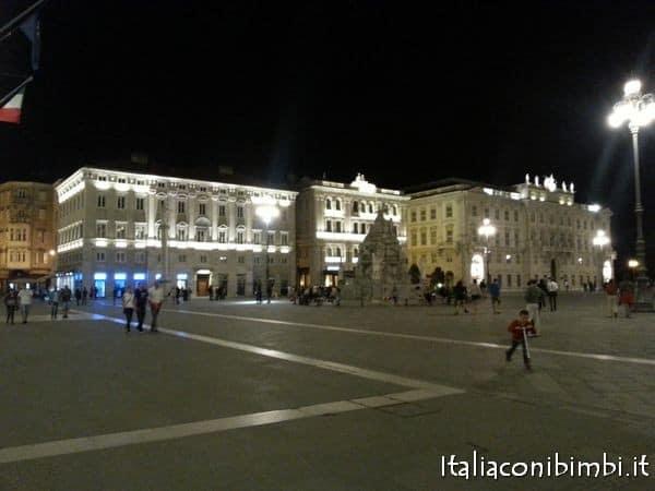 A Trieste in monopattino