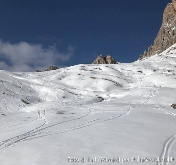 Pista delle Cinque Torri a Cortina D'Ampezzo