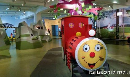Kibala al Museo ferroviario di Norimberga