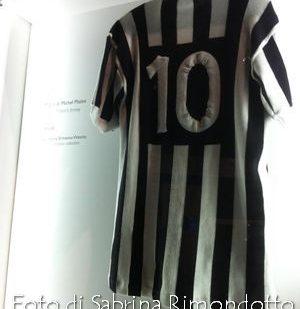 Maglia al Museo della Juventus