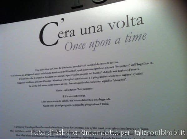 Museo della Juventus di Torino