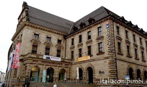 Museo della ferrovia di Norimberga