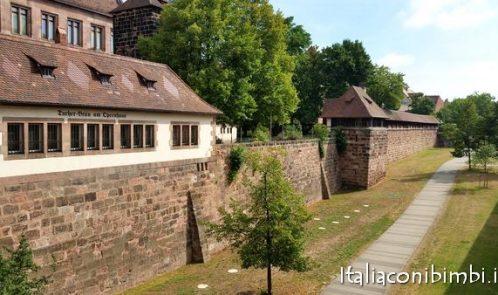 Passeggiata per Norimberga