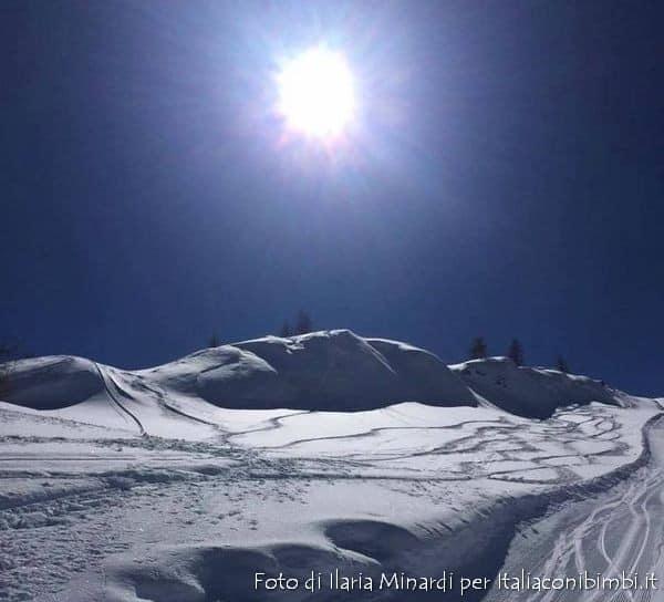 Pista da sci di Col Gallina a Cortina D'Ampezzo