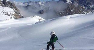 Pista Ravalles di Cortina D'Ampezzo