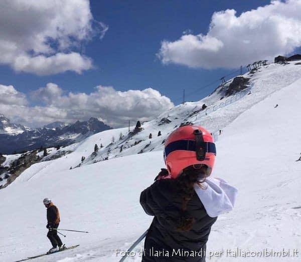 Pista Tondi al Faloria Cortina D'Ampezzo