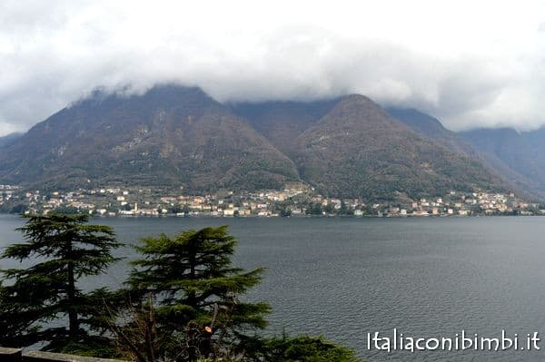 Villa Lario vista