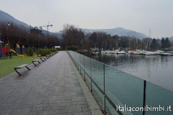 lungolago Como
