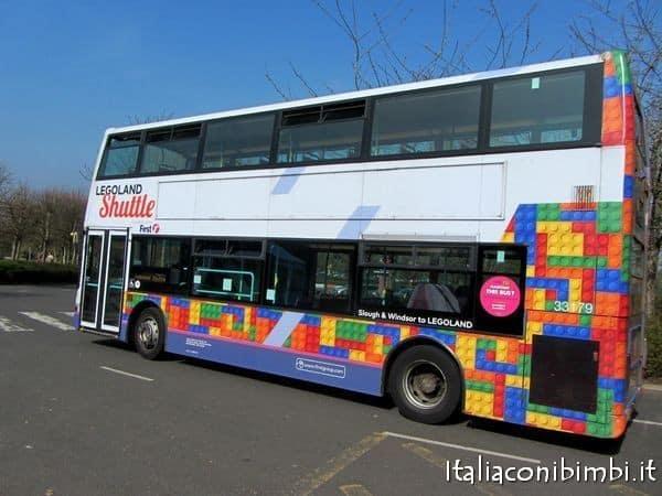 Bus Legoland Windsor