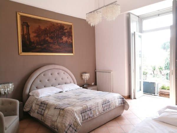 Camera da letto B&B Ma Maison Caserta
