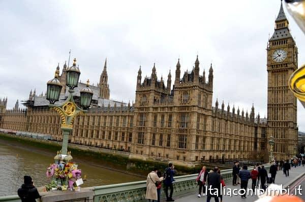 Palazzo di Westminster di Londra