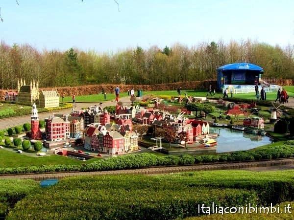 Miniland Legoland Windsor