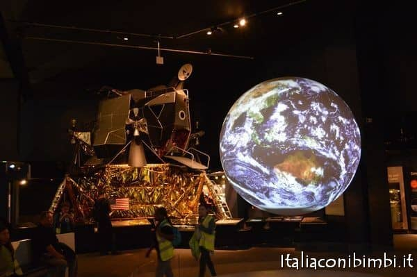 Museo della Scienza di Londra sezione sp