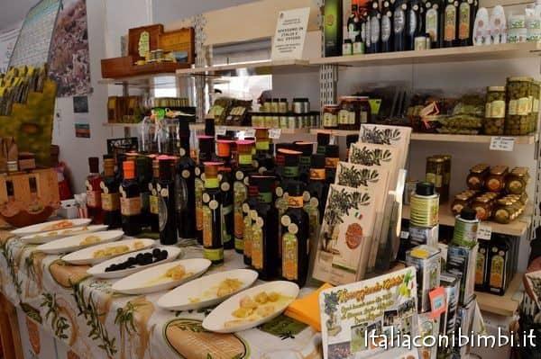 Olio extravergine d'oliva del Piceno a Fritto Misto 2017