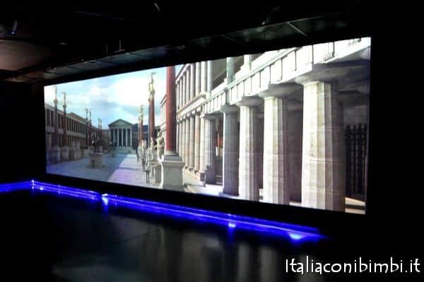 museo archeologico di Ercolano MAV