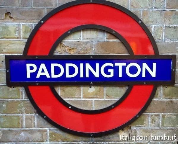 stazione di Paddington di Londra