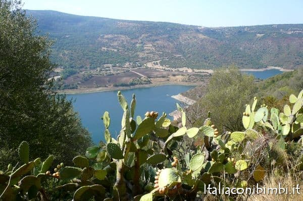 Lago del Flumentosa