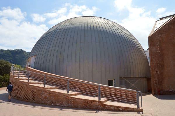 Planetario di città della scienza Napoli
