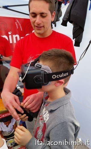 Realtà virtuale a Fosforo con Unicam