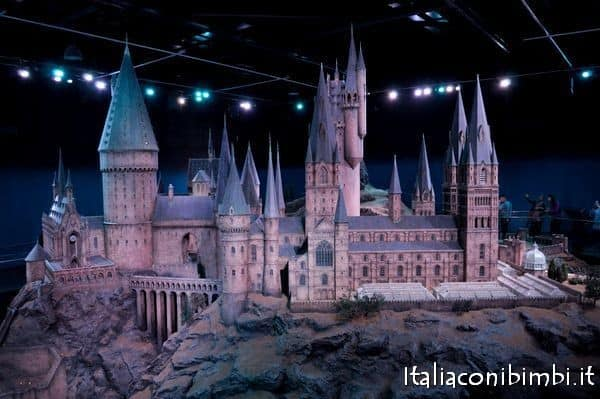castello Harry Potter Studios