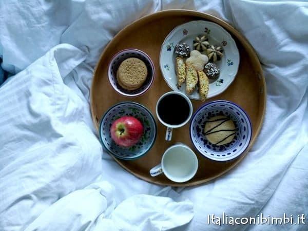 colazione a letto a Perugia