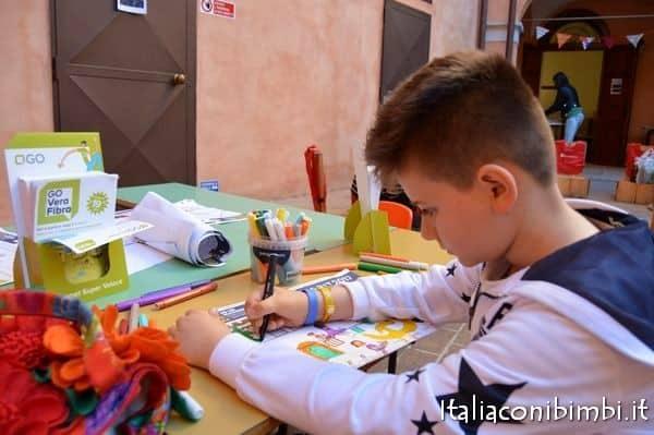 colorare a Kidsbit