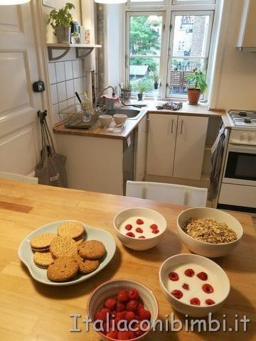 cucina Copenaghen