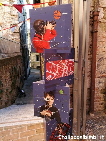 ingresso Kidsbit a Perugia