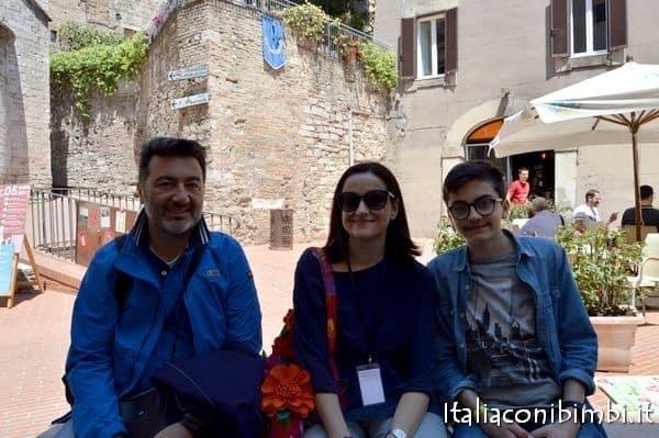 noi a Perugia