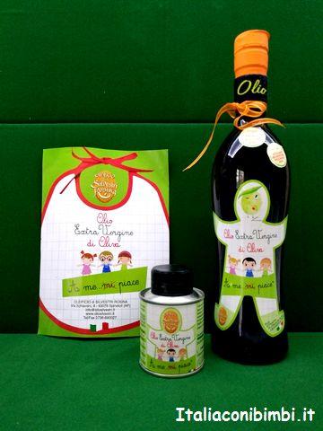 olio per bambini silvestri rosina
