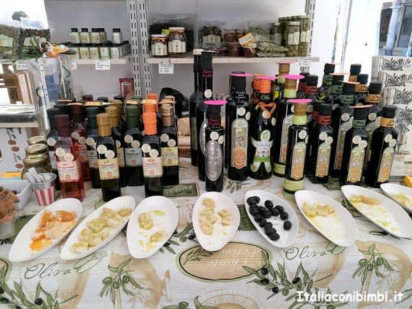 stand oleificio Silvestri Rosina a Fritto Misto