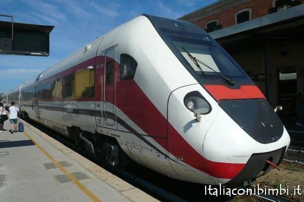 treno Olbia Sassari