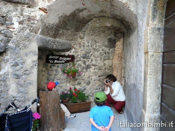 Santo Stefano di Sessanio paese