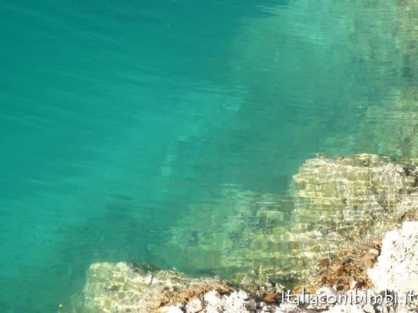 acqua del lago di Scanno