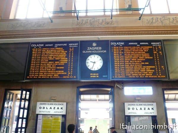 stazione di Zagabria