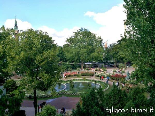 Fontana del Tivoli di Copenaghen