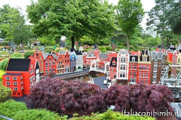 Miniland Legoland Danimarca