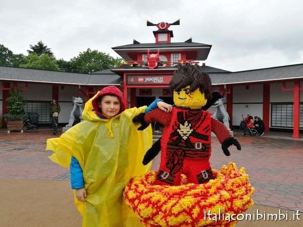 Ninjago World Legoland Danimarca