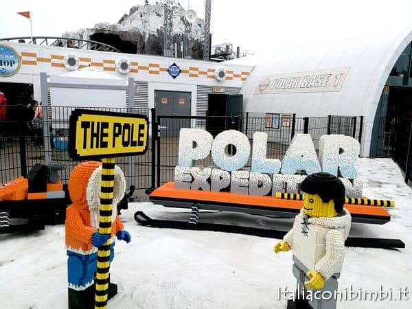 Polar Land a Legoland in Danimarca