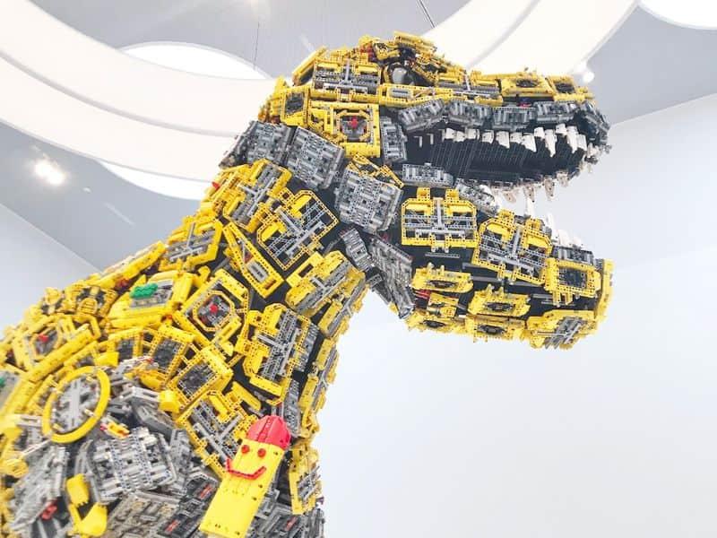 lego-house-billund-dinosauro-di-Lego