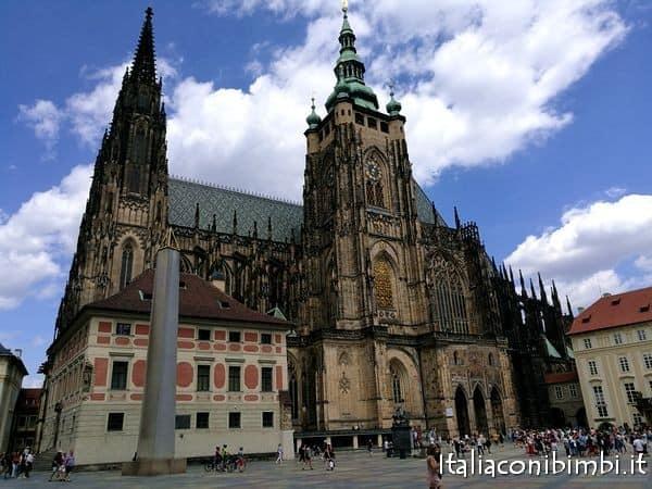 Cattedrale di San Vito di Praga
