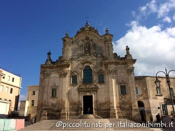 Chiesa di San Francesco di Matera