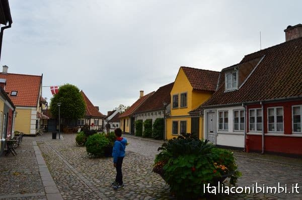 quartiere storico di Odense
