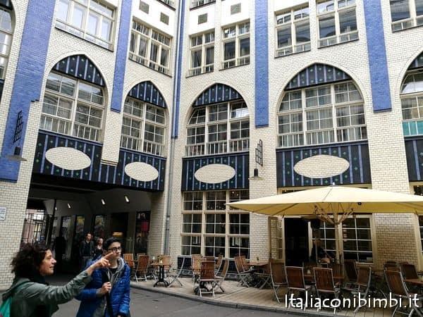 Hackesche Höfe Berlino