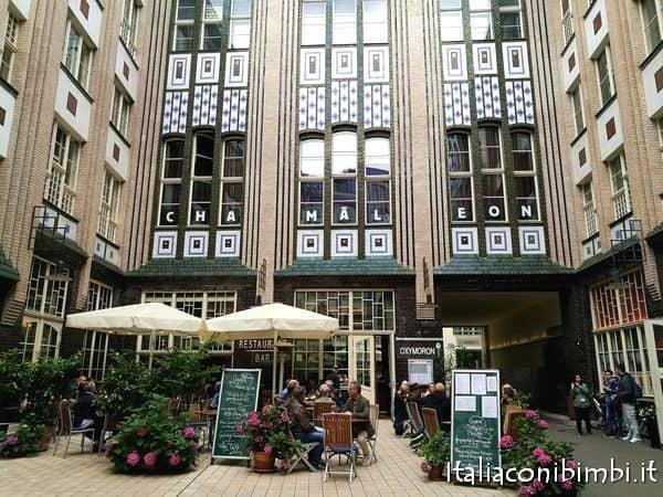 Hackesche Höfe a Berlino