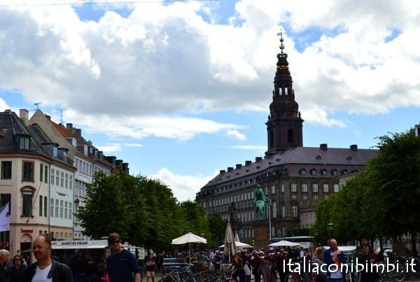 Hojbro Plads a Copenaghen