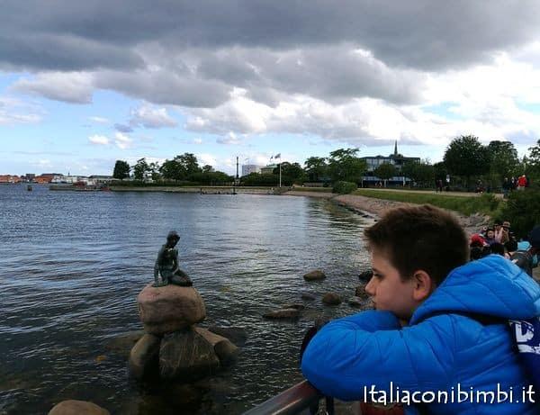 La Sirenetta di Copenaghen