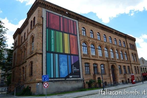 Science Center Spectrum di Berlino